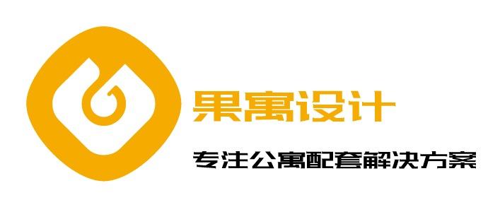 长沙果寓设计企业标志设计