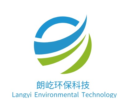杭州朗屹环保科技企业标志设计