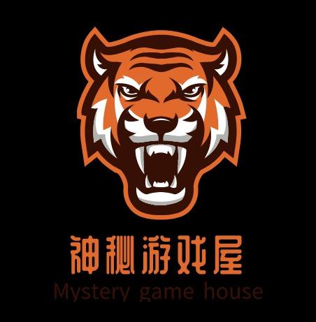 南京神秘game屋logo标志设计