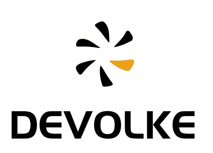 厦门DEVOLKE公司logo设计