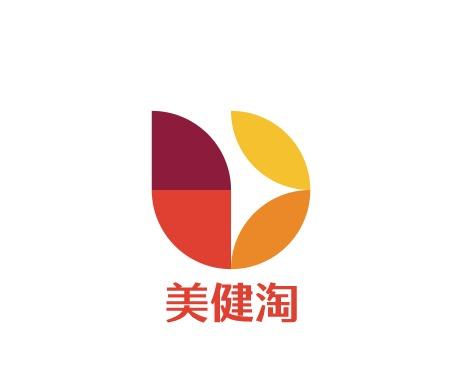 杭州美健淘店铺标志设计