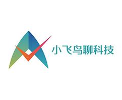 小飞鸟聊科技公司logo设计