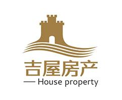 吉屋房产企业标志设计
