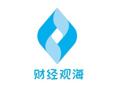 福州财经观海公司logo设计