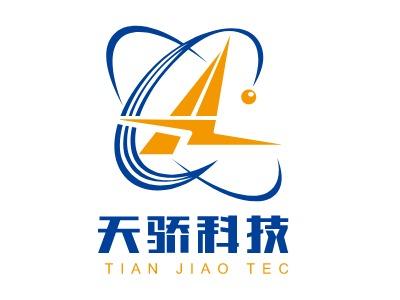 南京TIAN JIAO TEC公司logo设计