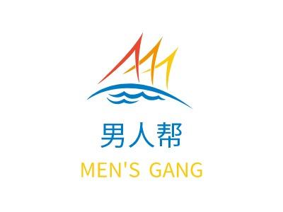 沈阳男人帮公司logo设计