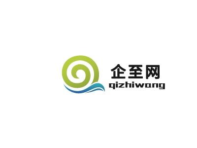 郑州企至网公司logo设计