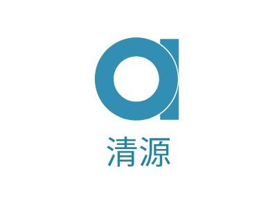 杭州清源brandlogo设计