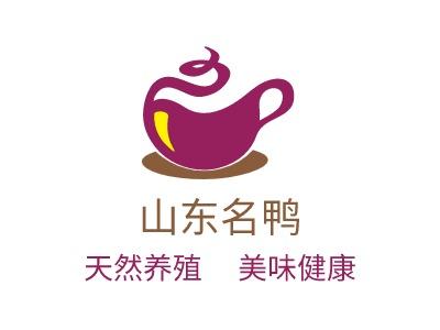 福州山东名鸭brandlogo设计
