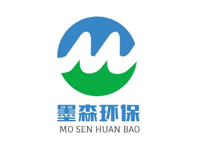 墨森环保企业标志设计