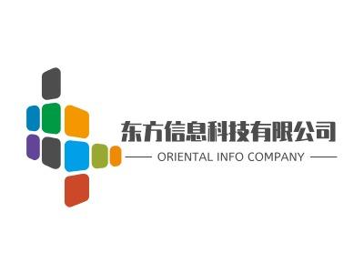 ORIENTAL INFO COMPANY公司logo设计