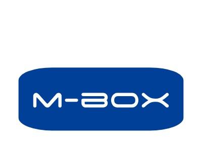 上海m-box公司logo设计