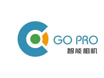 智能相机公司logo设计
