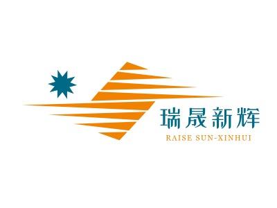 RAISE SUN-XINHUI企业标志设计