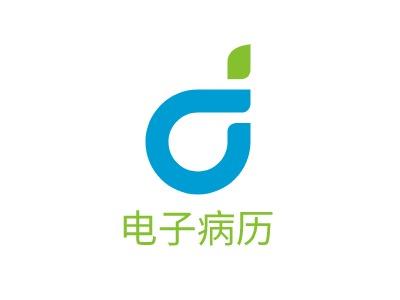 福州电子病历公司logo设计