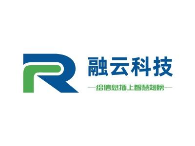 武汉—给信息插上智慧翅膀—公司logo设计