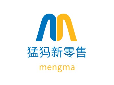沈阳猛犸新零售公司logo设计