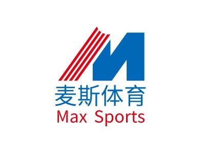 成都麦斯Sports店铺标志设计