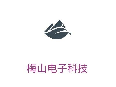 青岛梅山电子科技公司logo设计