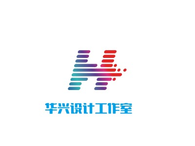 杭州华兴设计工作室公司logo设计