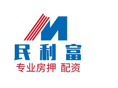 沈阳民 利 富公司logo设计