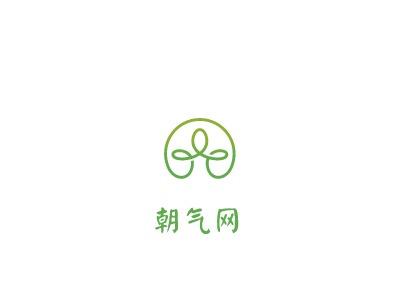 郑州朝气网公司logo设计