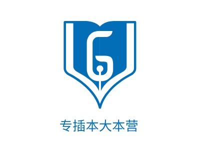 福州专插本大本营logo标志设计