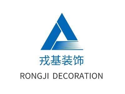 福州戎基装饰公司logo设计