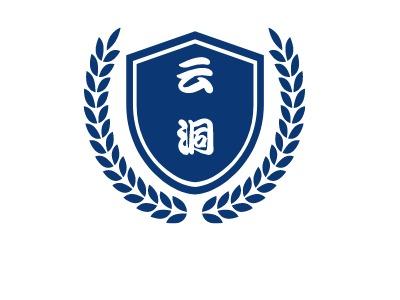 济南云洞店铺logo头像设计