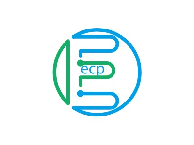 郑州ecp公司logo设计