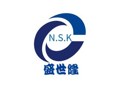 杭州N.S.K企业标志设计