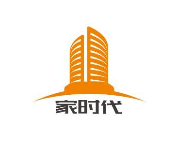 长沙家时代企业标志设计