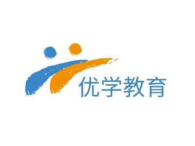 郑州优学教育logo标志设计