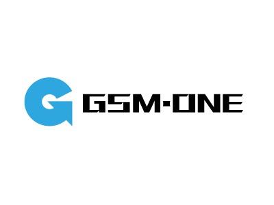 济南GSM.ONE公司logo设计