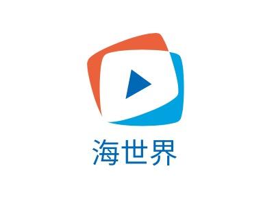 郑州海world公司logo设计