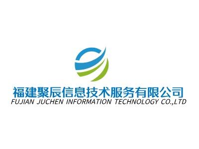 福州福建聚辰信息技术service有限公司公司logo设计