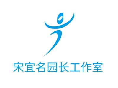 福州�我嗣俺�工作室logo标志设计