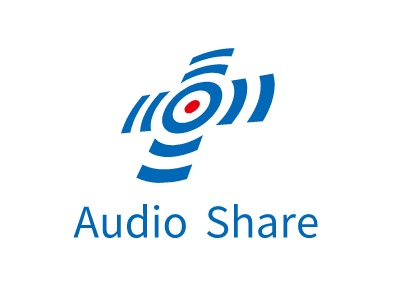 济南Audio Share公司logo设计