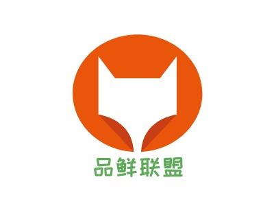 济南品鲜union 店铺标志设计
