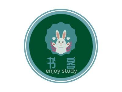 济南 书 客公司logo设计