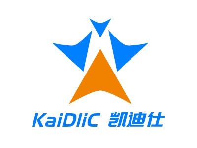 长沙凯迪仕 企业标志设计