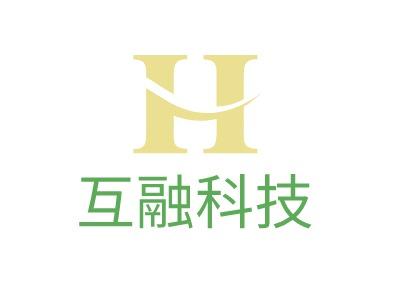 南京互融科技公司logo设计