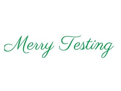 青岛Merry Testing公司logo设计