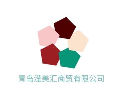 郑州青岛滢美�闵堂秤�限公司店铺标志设计