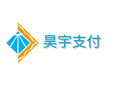 青岛昊宇支付公司logo设计