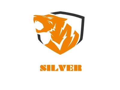 青岛SILVERlogo标志设计