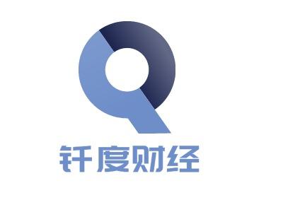 杭州钎度财经公司logo设计