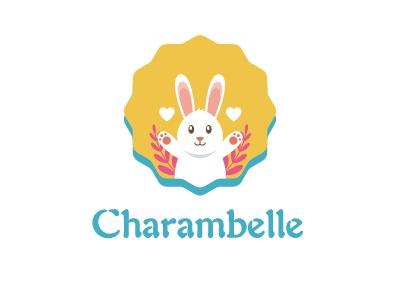 长沙Charambelle门店logo设计