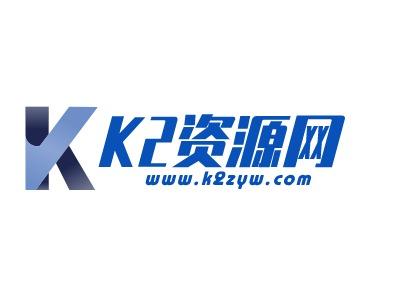 沈阳K2资源网公司logo设计