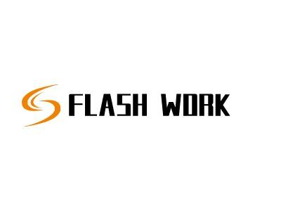 成都FLASH WORK公司logo设计